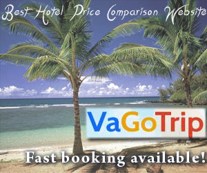 Hotel search engine comparing hotel prices from major accommodation websites.